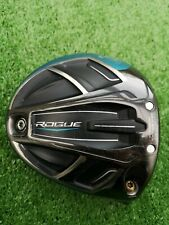 Callaway Rogue 9  Degree Driver Head Very good  condition