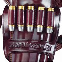NEW! GALCO Kodiak Bandolier 41/44Mag Hav Gun Stock Accessories KHB34H