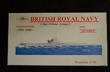 HP Models  Brit. U-Boot der O-Klasse 2.Gruppe HMS Osiris -1929/45- 1:700 Resin