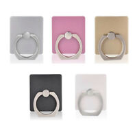 Metal Finger Ring Stand Holder Stick Mount Bracket For iPhone Samsung All phone
