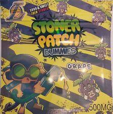 50 Grape Stoner Patch Bags