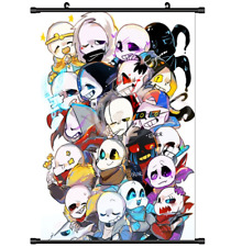 Hot Anime Undertale My wall scroll poster cosplay 2995