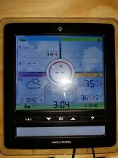 Acu Rite Professional Weather Center Display only with power cord and usb cord