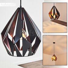 Licht Effekt Pendel Retro Design Ess Tisch Wohn Zimmer Lampen Hänge Beleuchtung