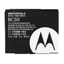 ORIGINAL AKKU ACCU MOTOROLA BC50 V3X SLVR L7 KRZR K1 ROKR E8 RiZR Z3 L2 L6 C261
