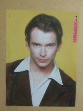 "STEPHEN GATELY / BOYZONE ""Ex-Scrapbook 2020"" Original Vintage Magazine Poster"