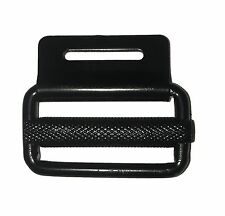 Tactical Black Airborne Webbing Replacement ROLL PIN BELT BUCKLE ( PLCE DIY