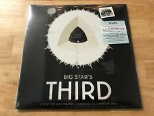 BIG STAR'S Third Live At The Alex Theatre vinyl BLACK FRIDAY RSD 2017 NEW SEALED
