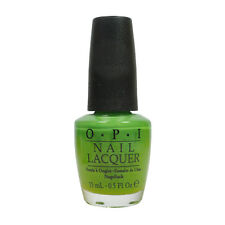 B69 OPI Nail Polish Lacquer Green-wich Village 0.5floz 15ml
