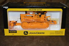John Deere 2010 Crawler With Blade & Ripper Collector Edition By Ertl 1 16 scale