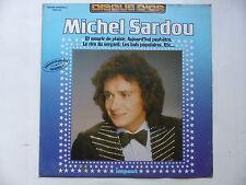 MICHEL SARDOU Disque d or Collection IMPACT 6886 200