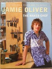 Jamie Oliver The Naked Chef Hardback Recipe Cookbook