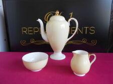 Porcelain/China Art Deco Yellow Porcelain & China