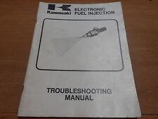 OEM Kawasaki 1980 Electronic Fuel Injection Troubleshooting Manual 99963-0031-01