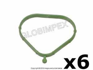 Porsche Boxster '00-'06 Manifold to Head Intake Manifold Gasket Set of 6 ELRING