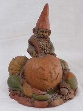 "* Tom Clark Halloween Gnome Figure ""Hal"" / Edition # 1 / 1984"
