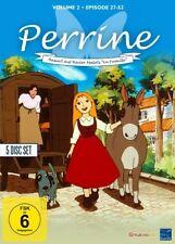 Perrine Vol. 2 ( Anime / Kinderfilm auf Deutsch ( 5 DVDs Folgen 27-52 )