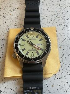 Citizen Promaster NY0119-19X 200Mt Divers watch Limited edition of 500 pieces