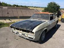 Ford Capri Mk3 1981 2.0 Ghia 4 speed Manual Project Pinto 82k