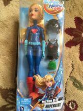 "DC Superhero Girls Doll Figure Mission Gear Supergirl 12"" Figure NEW"
