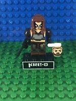 Zartan KRE-O Series 4 Minifigure GI Joe Kreo Kreon NEW Sealed