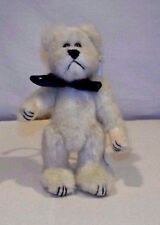 """Boyds Collection 1990 Small Jointed Stuffed Bear #1364 6"""" tall Archive Series"""