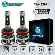 H11 DRL LED Headlight Bulbs Lights For Toyota Corolla 2009-2015/Camry 2012-2014