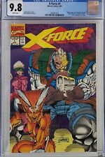 X-FORCE #1 CGC 9.8 LIEFELD 012