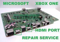 Fix Broken Microsoft Xbox One System Motherboard HDMI Port Repair Service!