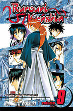 Rurouni Kenshin Volume 9: v. 9 (Manga), Watsuki, Nobuhiro, New condition, Book