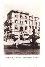 Pensione Iaselli-Owen, Piazza Barberini, Rome Roma Italy