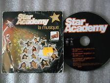 CD-STAR ACADEMY-LA MUSIQUE-ANGELICA-BARRY MANN/CYNTHIA WEIL-(CD SINGLE)01-3TRACK