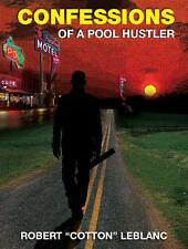 Confessions of a Pool Hustler autographed