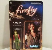 "Firefly TV Series Kaylee Frye 3.75"" ReAction Action Figure Funko 2014 SEALED"
