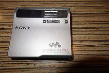 Sony Minidisc MZ N1 . MD . Fehler. Liest schlecht ein.