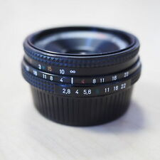 F/2.8 Camera Lenses for Contax