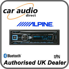 Alpine CDE-193BT Bluetooth CD MP3 USB AUX RDS Radio Tuner Stereo iPhone iPod EQ