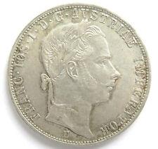 [R1618] 1 Florin 1860 E, Franz Joseph I. (1848-1916)