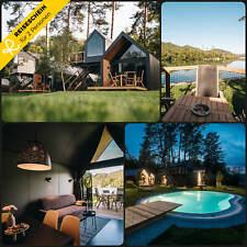 Kurzurlaub Slowenien 3 Tage 2 Personen Glamping Hotelgutschein Baumhaus Cottage