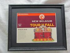 NEW BELGIUM TOUR DE FALL  BEER SIGN   #1063