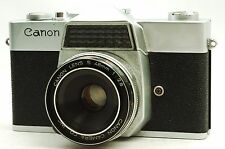 @ Ship in 24 Hours! @ Rare & CLA'd! @ Canon Canonex 35mm SLR Camera