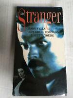NEW/SEALED VHS MOVIE - THE STRANGER (1946) - ORSON WELLS, EDWARD G ROBINSON