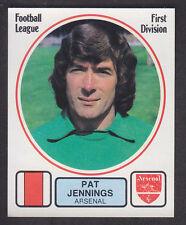 Panini - Football 82 - # 4 Pat Jennings - Arsenal