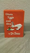 1960 Vintage Dr. Seuss Green Eggs And Ham Coin Bank