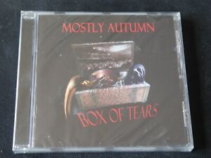 Mostly Autumn - Box Of Tears (SEALED NEW CD 2015)