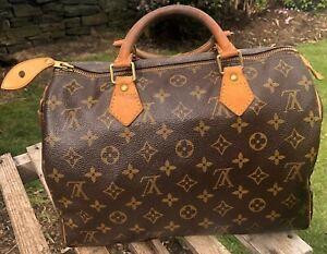 Louis Vuitton speedy 30 SP1928 Hand bag