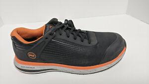 Timberland PRO Drivetrain Composite Toe Shoes, Black, Men's 9.5 M