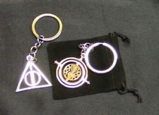 2 Harry Potter Key Chains
