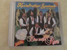 'Kastelruther Spatzen - Eine Weisse Rose' CD