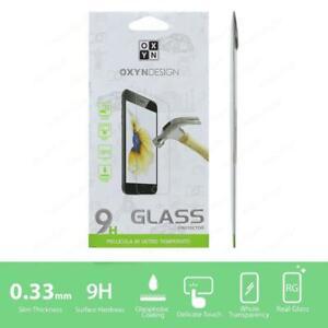 OXYN CLEAR GLASS BASIC PELLICOLA PROTEGGI SCHERMO DISPLAY PER XIAOMI REDMI 4X
